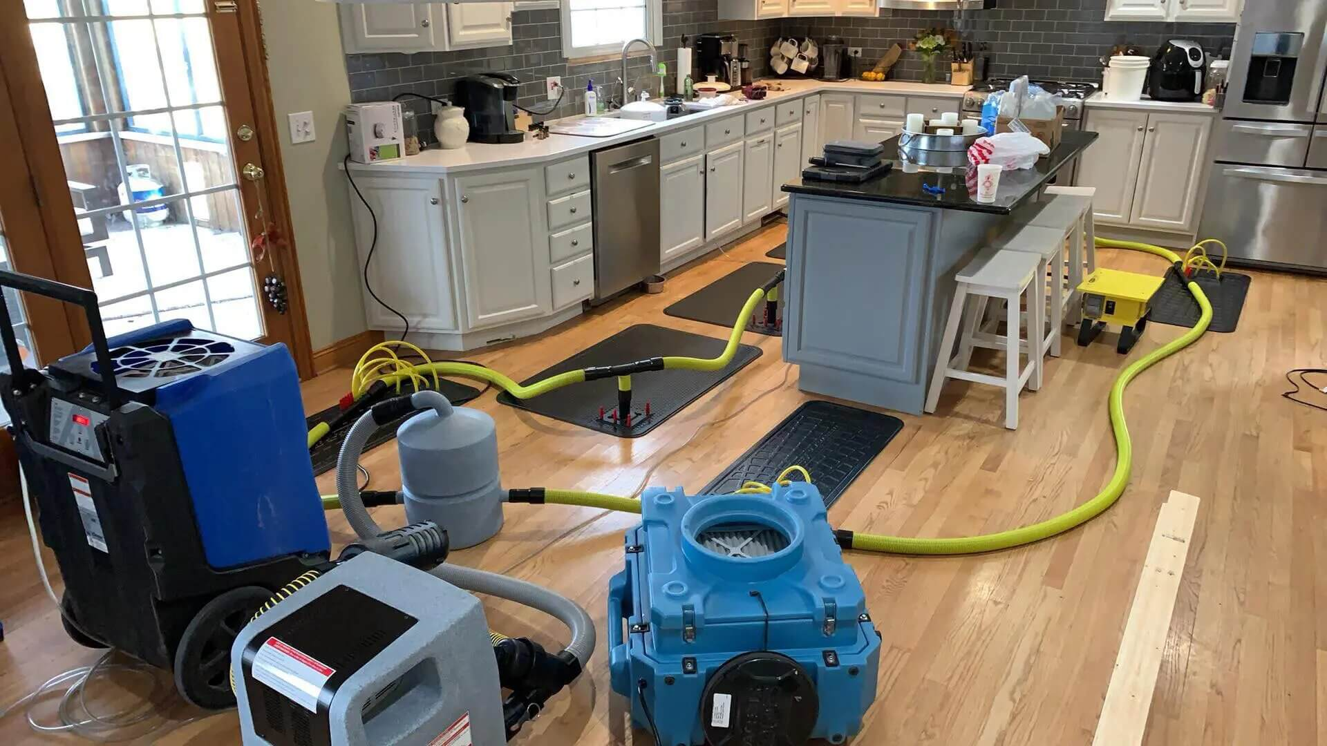 commercial fire and smoke damage restoration